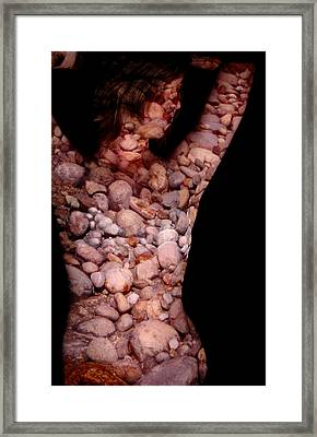 Rachel Framed Print by Arla Patch