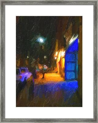 Racine Framed Print