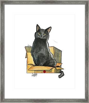 Rackley 3536 Framed Print