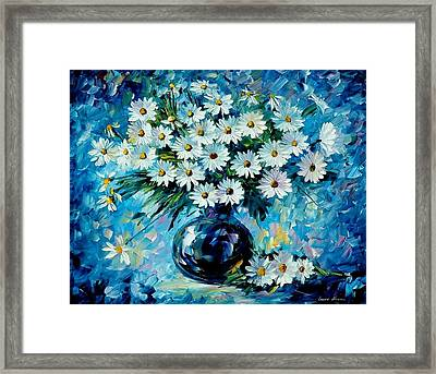 Radiance Framed Print by Leonid Afremov