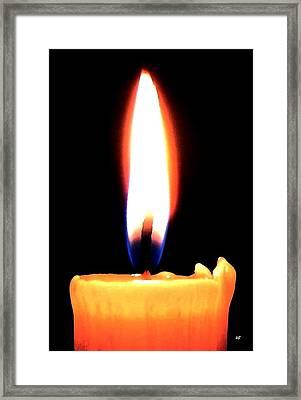 Radiance Framed Print by Will Borden