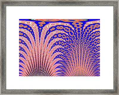 Radiant					 Framed Print by Ann Johndro-Collins