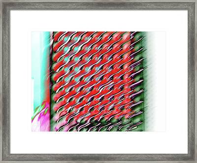 Radiator Framed Print