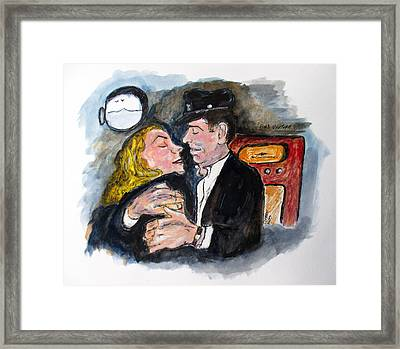 Radio's Bold Venture Framed Print by Clyde J Kell