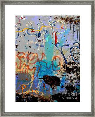 Rado By Michael Fitzpatrick Framed Print