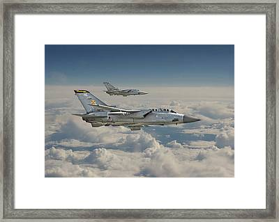 Raf Tornado Framed Print by Pat Speirs