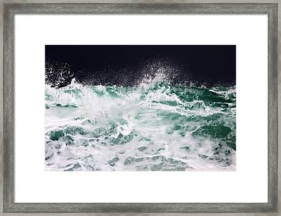 Rage 2 Framed Print by Stelios Kleanthous