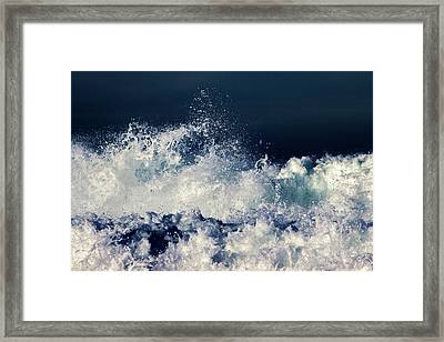 Rage Framed Print by Stelios Kleanthous