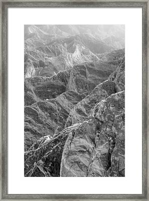 Ragged Dream Framed Print by Alexander Kunz