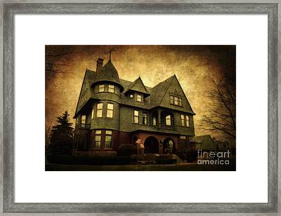 Rahr-west Art Museum Framed Print