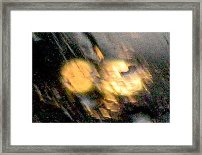 Rain 1 Framed Print by Stephen Hawks