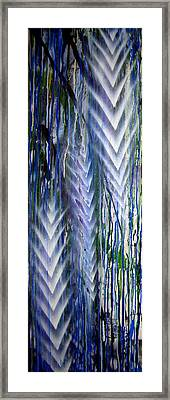 Rain 2 Framed Print by Leigh Odom