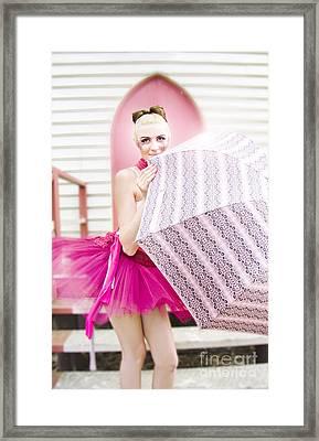Rain Dance Framed Print by Jorgo Photography - Wall Art Gallery