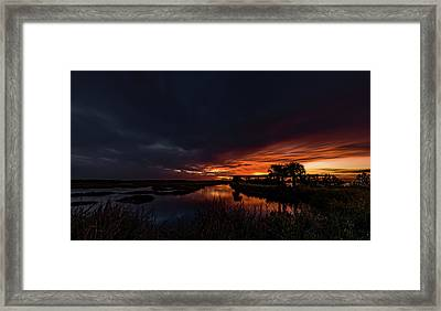 Rain Or Shine -  Framed Print