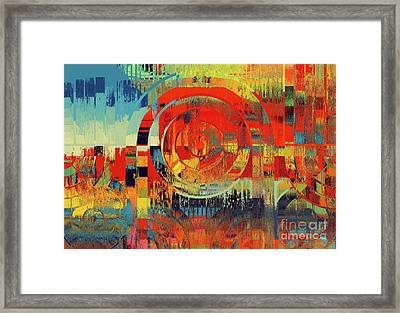Rainbolo-1t1i-023018149 Framed Print
