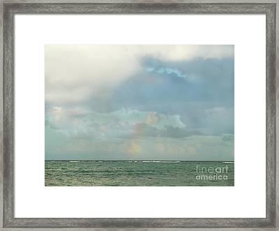 Rainbow 1 Framed Print