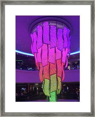 Rainbow Light Framed Print