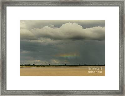 Rainbow Magic Framed Print