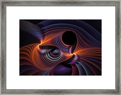 Rainbow Sonata Framed Print