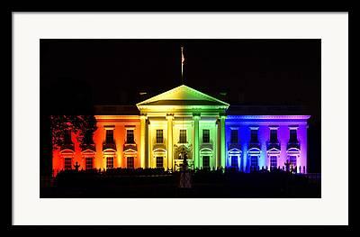 Washington D.c Framed Prints