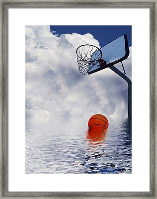Rained Out Game Framed Print by Gravityx9   Designs
