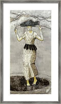 Rainmaker Framed Print