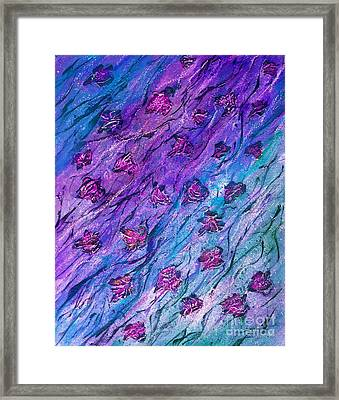 Rainy Days And Sundays  Framed Print
