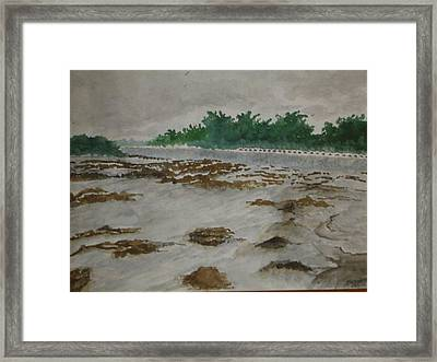 Rainy Season Framed Print by Bhalchandra Salunkhe