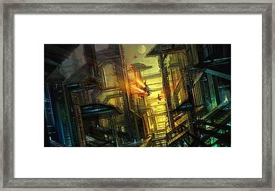 Raison Detre Framed Print by Philip Straub