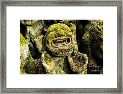 Rakan 1 Framed Print by Dean Harte