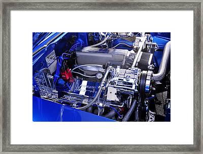 Ram Jet Framed Print