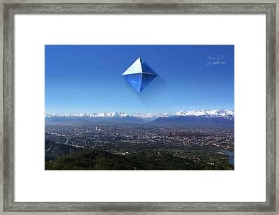 Ramiel Framed Print