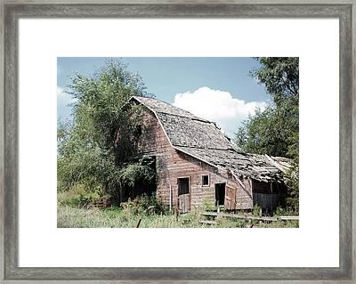 Ramshackle  Framed Print by Jame Hayes