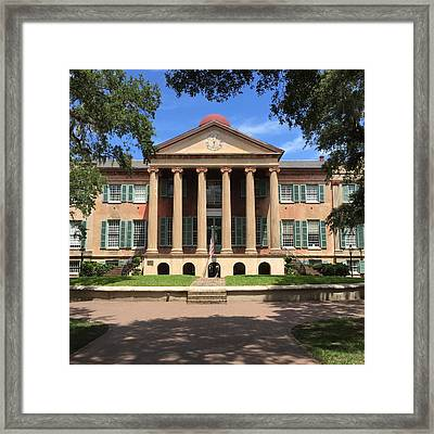 Randolph Hall Framed Print