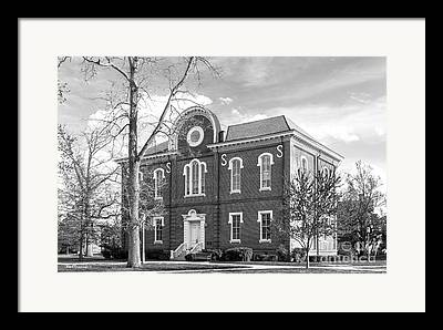 Randolph Macon College Framed Prints
