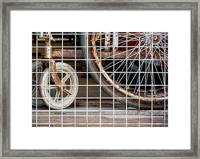 Random 425 Framed Print