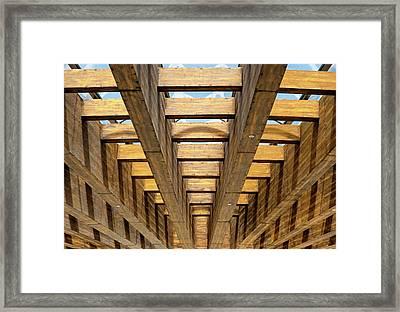 Random 768 Framed Print