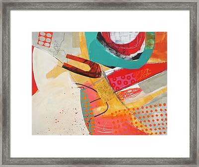 Random Act#3 Framed Print