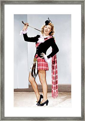 Random Harvest, Greer Garson, 1942 Framed Print by Everett