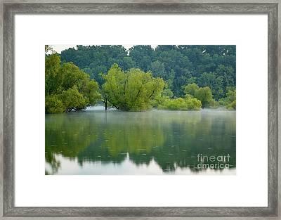 Rankin Reflections Framed Print