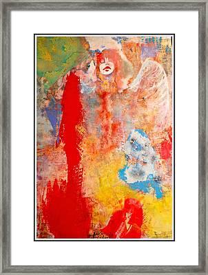 Raphael Ophenim Framed Print