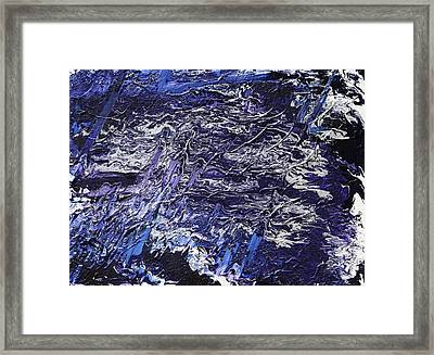 Rapid Framed Print by Ralph White