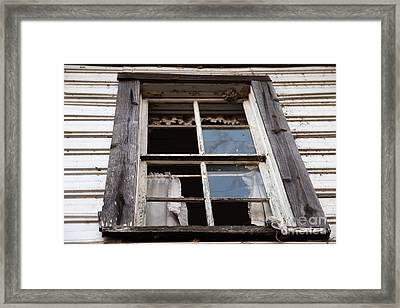 Rapunzel's Decay Framed Print