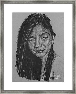Rare Beauty Framed Print by Robert Yaeger