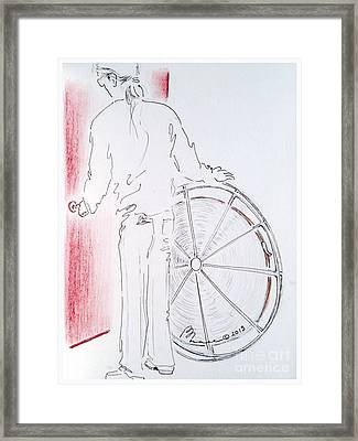 Rare Classic Framed Print