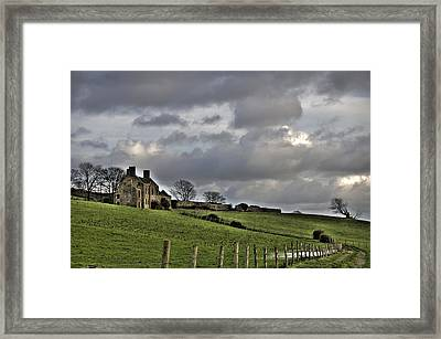 Rathfran House Framed Print