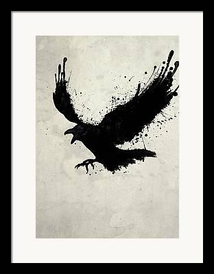 Vikings Framed Prints
