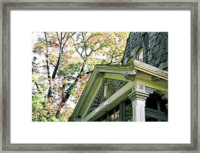 Ravenhill Mansion Framed Print by JAMART Photography
