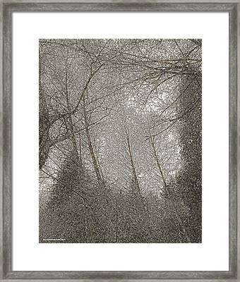 Ravenna Framed Print by Tobeimean Peter