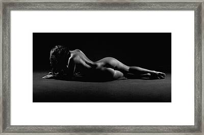 Raw Framed Print by Naman Imagery